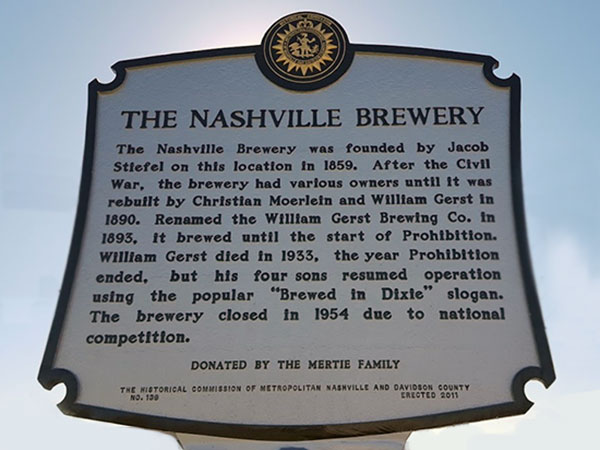 NBC Historical Marker