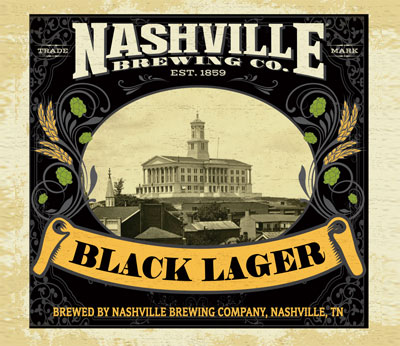 Nashville Black Lager Beer