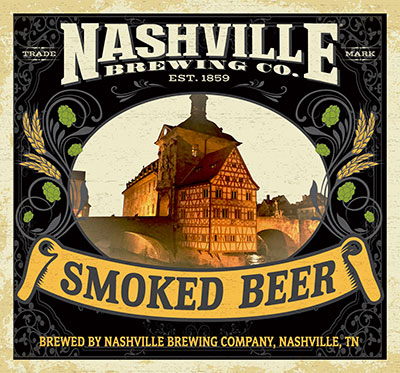 Nashville Brewing Company Smoked Beer